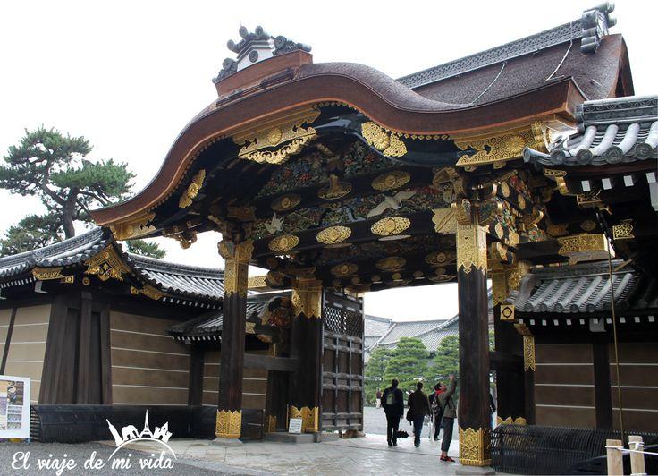 Castillo de Nijo Kioto Japón
