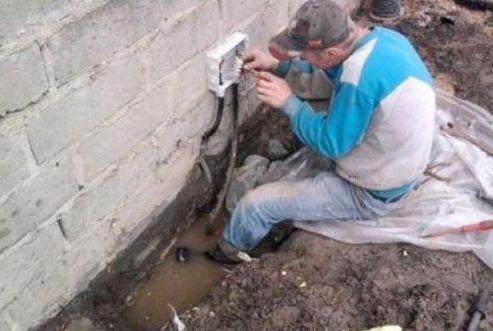 Cowboy Builders Electrical Work