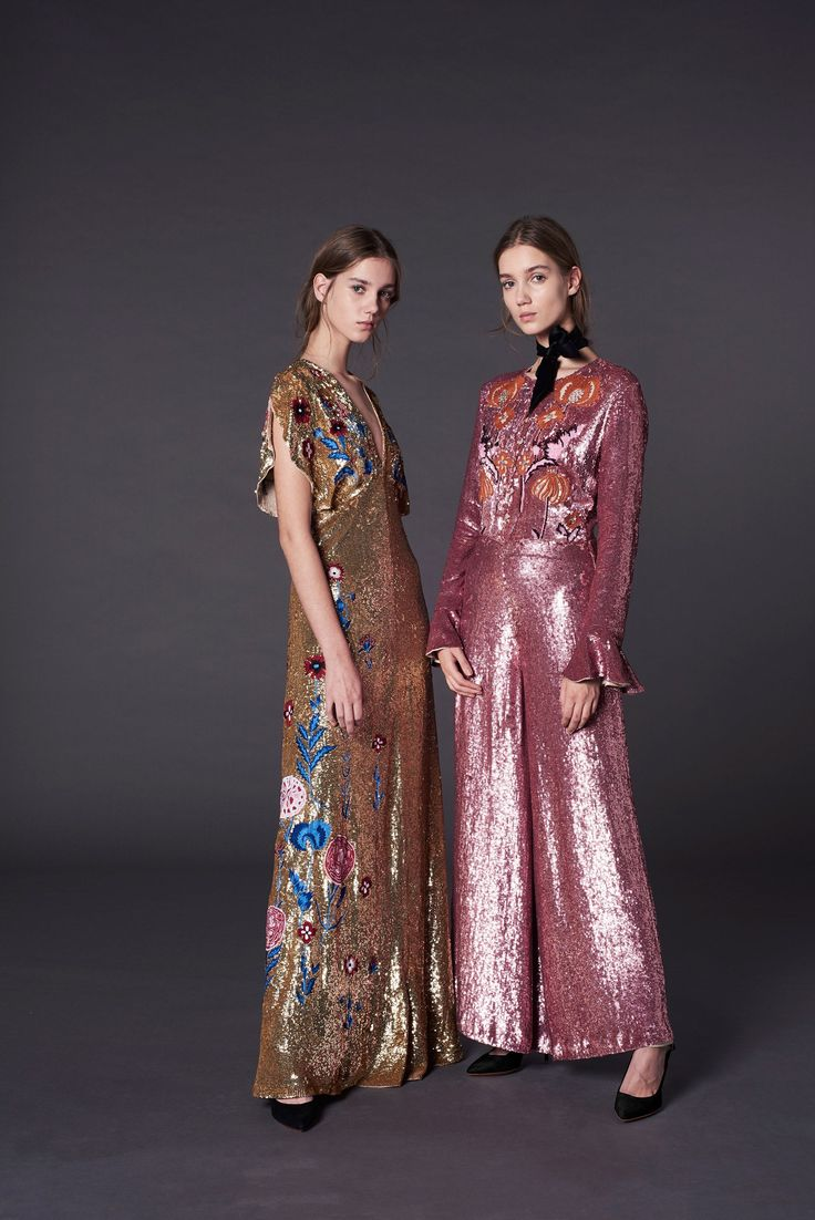 The dress on the left. S
