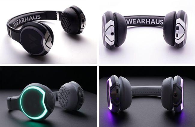 Wearhaus Arc - Wireless headphones reinvented by Wearhaus Inc — Kickstarter