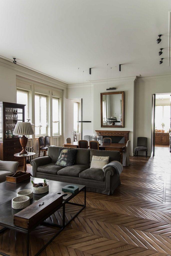 Oltre 25 fantastiche idee su parigi appartamento interni for Interni case parigine
