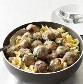 Recipe: Mom's Swedish Meatballs ~