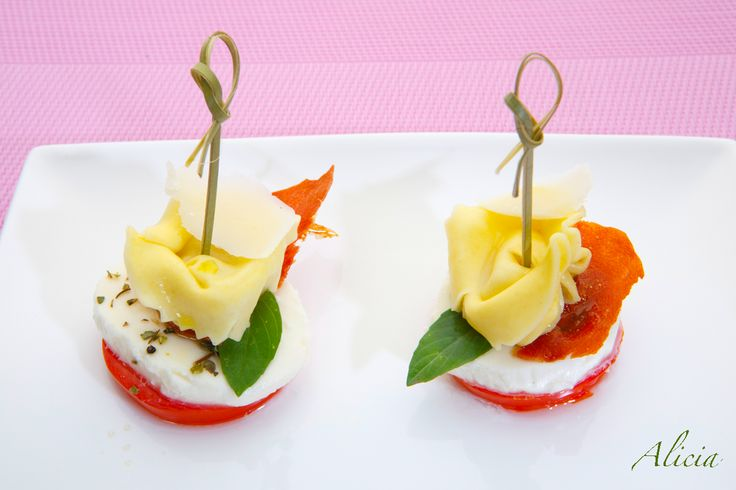 Ensayos de cocina: PINCHO DE TORTELLINI CON SETAS        <!--more-->...