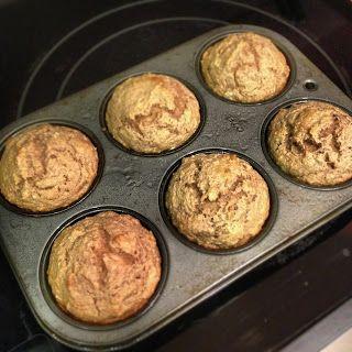 Sooo Paleo: Banana Almond Flour Muffins