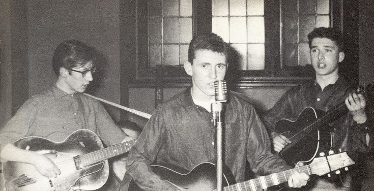 THE SHADOWS saga 1957-1958 The Railroaders Hank Marvin, Bruce Welch, Georges Williams