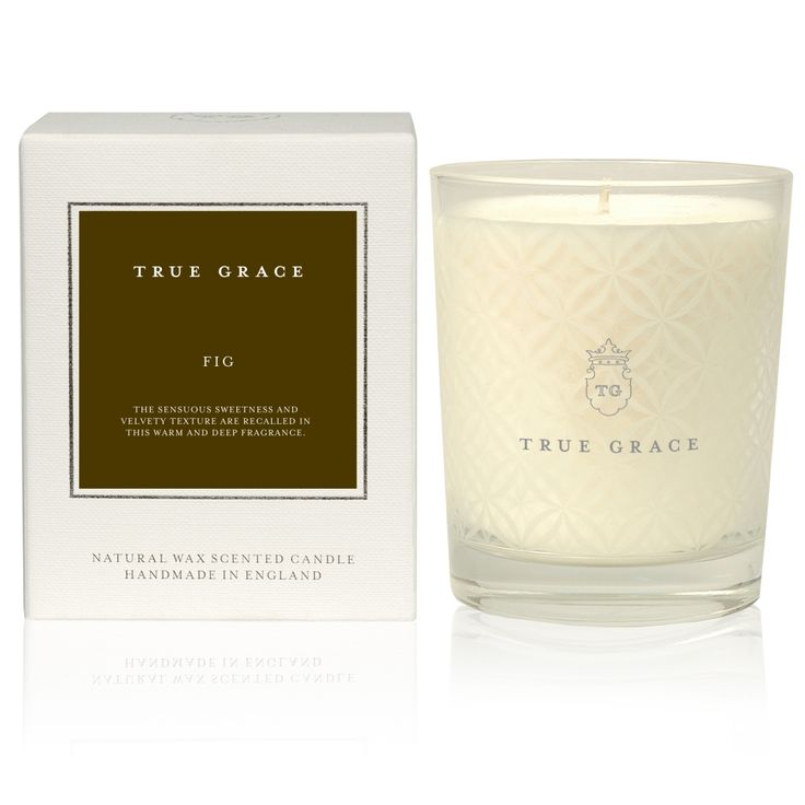 Village Classic Candle - Fig from True Grace