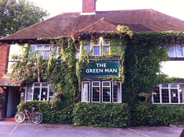 The Green Man, Ringmer