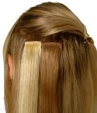 9 best foli hair in au images on pinterest hairstyle remy human how to fix pre taped hair extensions step by step guide pmusecretfo Image collections