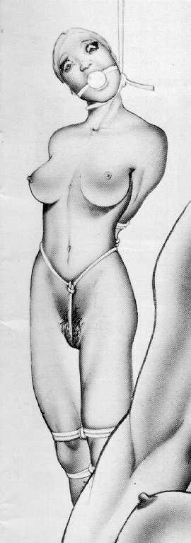 Bondage art bishop tarsis rebecca