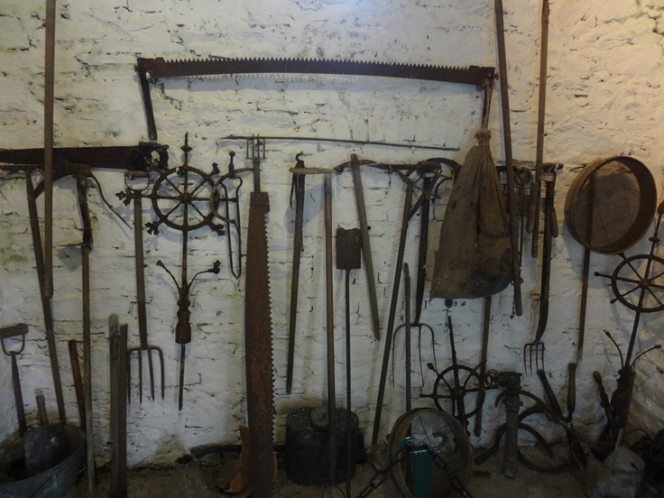 8 best travel kylemore abbey ireland images on pinterest for Gardening tools ireland