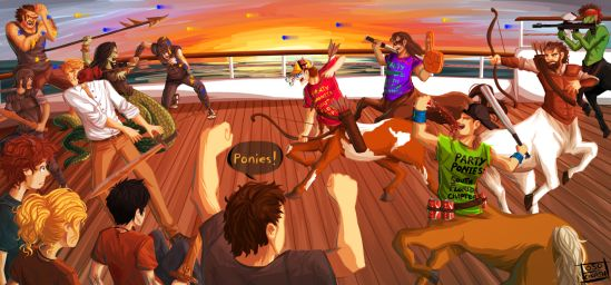 percy jackson the battle of the labyrinth fan art - Buscar con Google