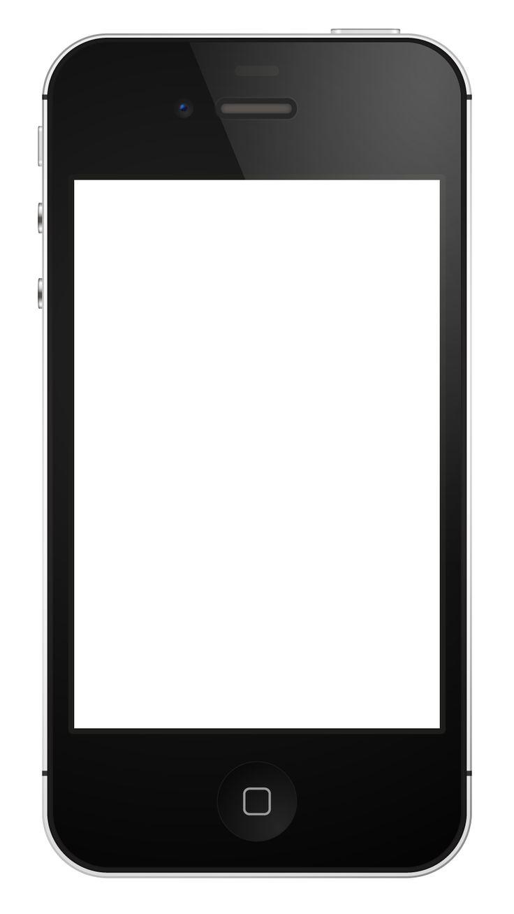 Iphone template   DIY   Pinterest
