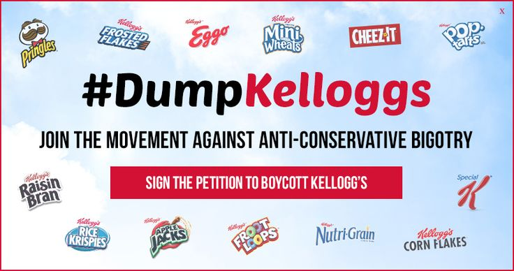 Pat Caddell spoke to Breitbart News Daily about Kellogg's, which caved to a leftist-driven campaign to pull advertising from Breitbart News.