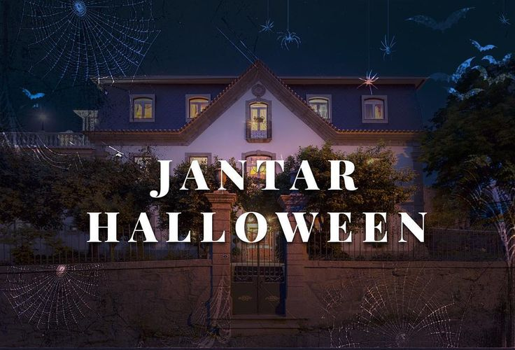 Halloween Dinner on October 31st. Pack your bag just in case, we're going to raffle Starry Sky room among the guests 🌌 #halloweendinner #jantardehalloween #oliveiradohospital #sorteo #raffle #starryskyroom #designhotel #portugaldenorteasul