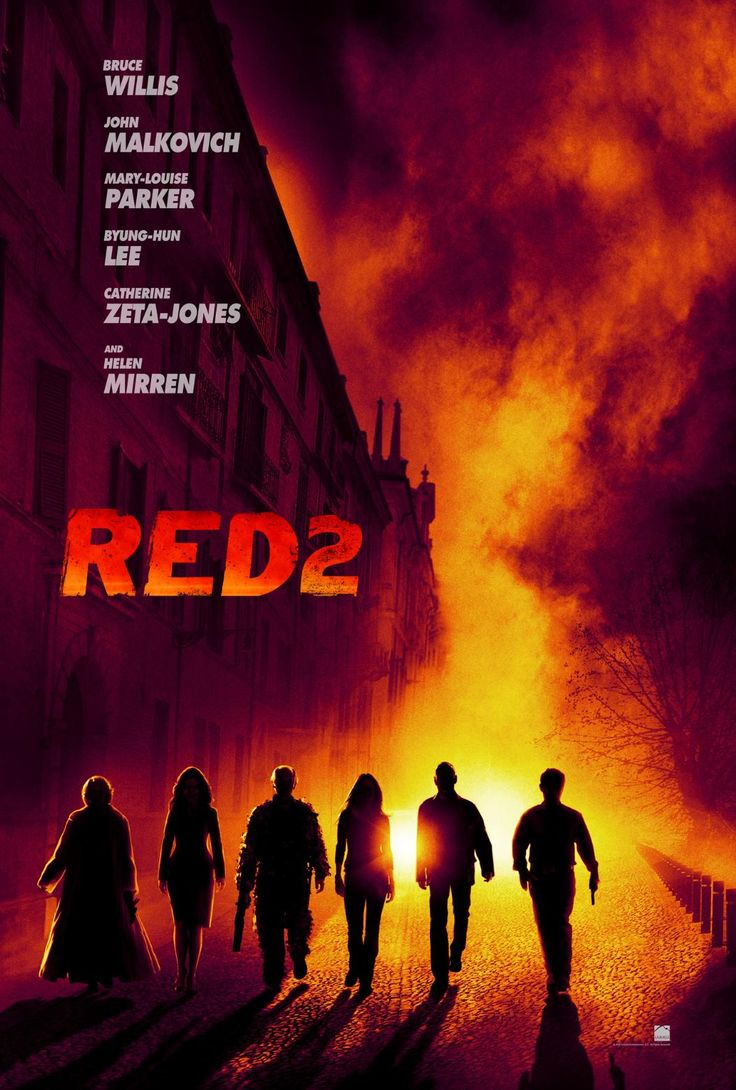Red 2 Movie Release Date : 2nd Aug 2013, Genre : Action , Comedy , Crime, Cast: Bruce Willis, John Malkovich, Anthony Hopkins, Catherine Zeta