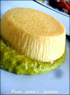 Budino al parmigiano Questo budino è una delle cose più buone che io abbia mai mangiato ed anche una delle più apprezzate dai miei ospiti!
