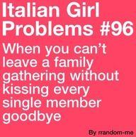 Yep! Italienische Mädchen ProblemeSprüche ...