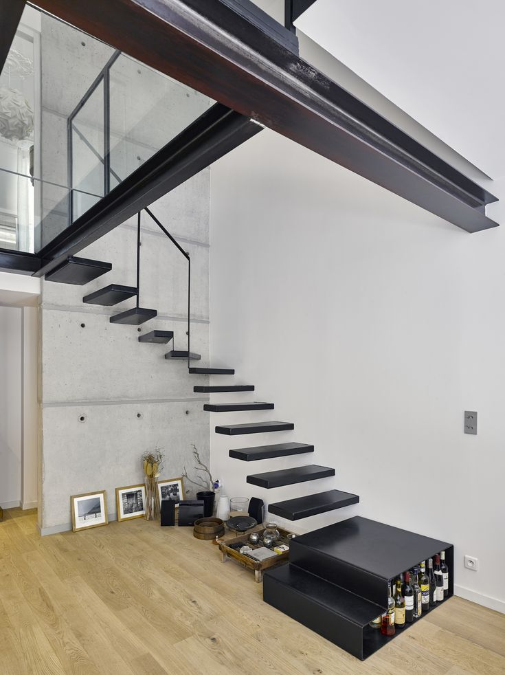 Best Duplex In Marseille T3 Architecture Staircase Design 400 x 300