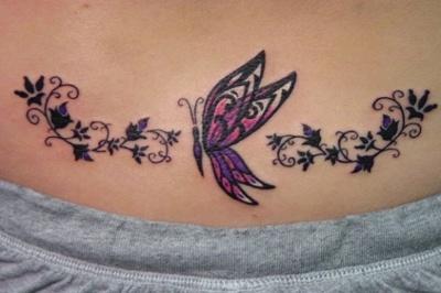 Modele de Tatuaje cu Fluturi