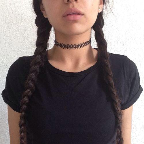 Those braids doe.