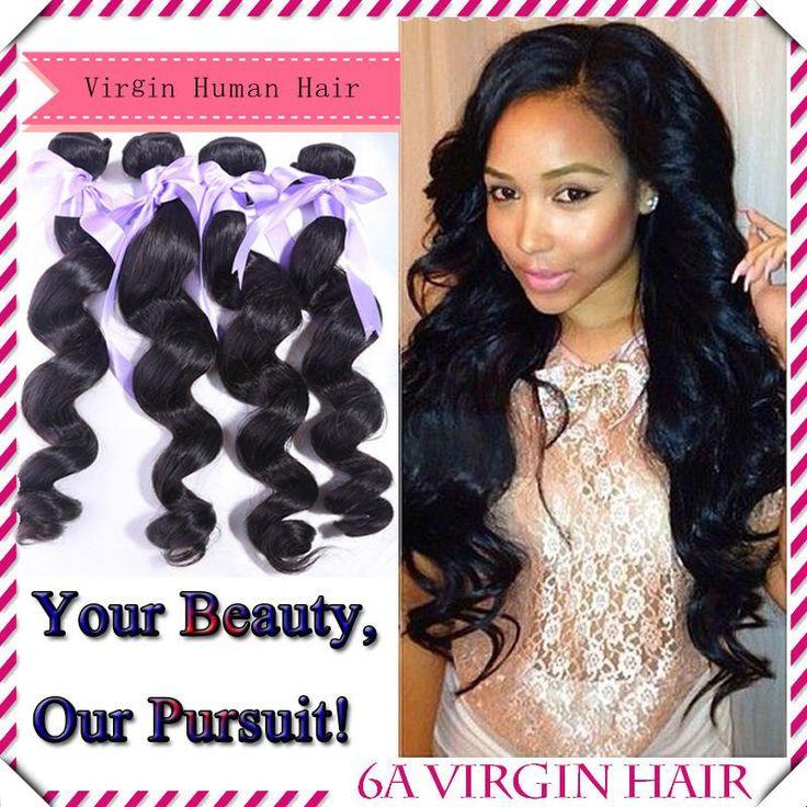 156 best virgin human hair images on pinterest buy wholesale free shipping 6671piecebuy wholesale brazilian loose wave 4pcslot brazilian pmusecretfo Gallery