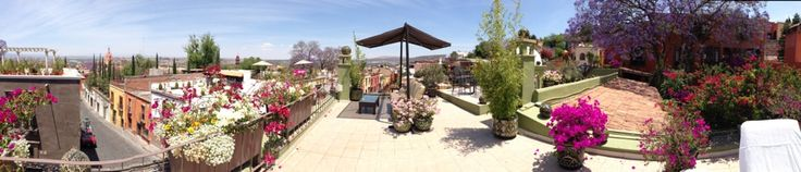 Casa Schuck Boutique Bed & Breakfast in San Miguel de Allende, Guanajuato