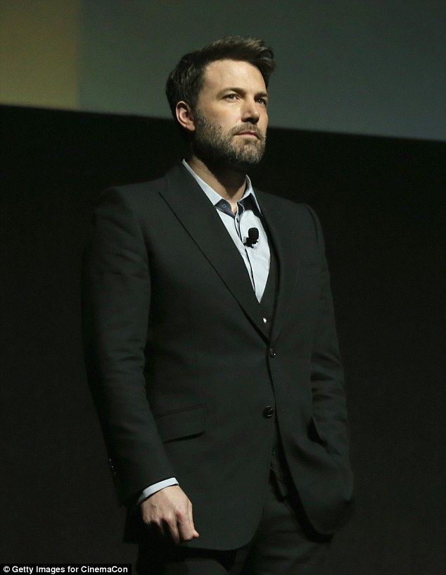 Batman returns: Ben Affleck is to star in AND direct a standalone Batman film...