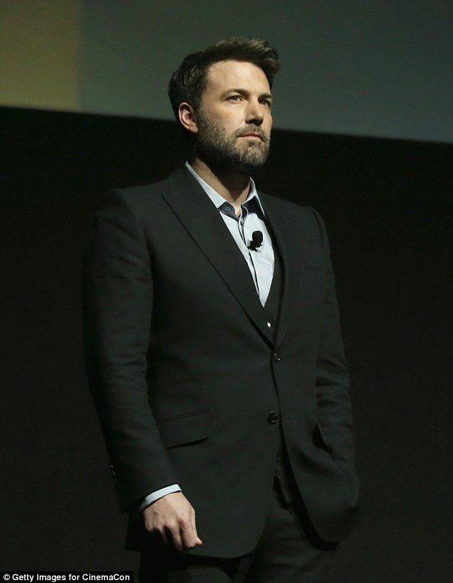 Batman returns: Ben Affleck is to star in AND direct a standalone Batman film...