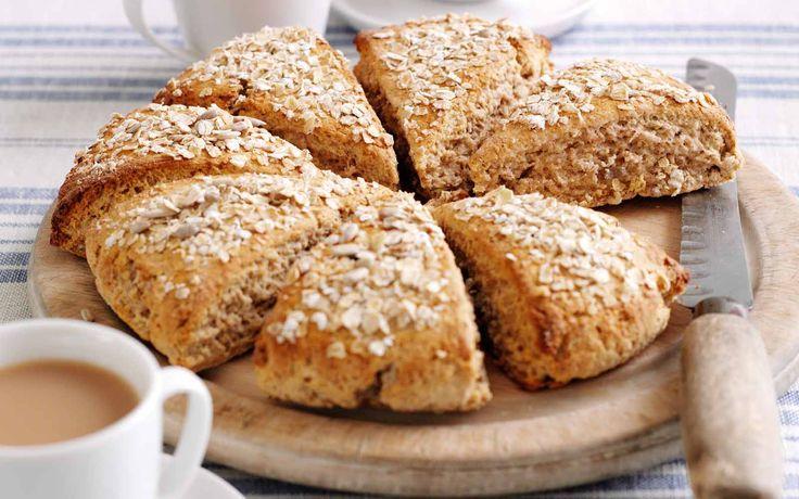 Cheats Honey & Oat Bread Recipe   Rowse Honey