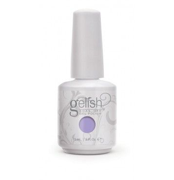 Gelish - Po-Riwinkle15ml | Po-Riwinkleis one of my favorites. It's a blue-leaning light purple a perfect shade of periwinkle, with a subtle shimmer.