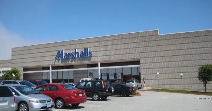 Loja Marshalls na Califórnia #viagem #california