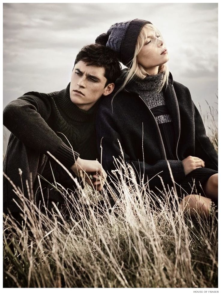 Anders Hayward for the House of Fraser Holidays 2014 Campaign