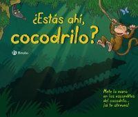 El mono Max propone a sus amigos una excursion por la selva, pero estos tienen miedo de encontrarse con un cocodrilo. Max les asegura que los cocodrilos nunca salen del agua, ¡pero no sabe lo que se encontrara! ¿Eres tan valiente como Max? (de 0 a 5 años)