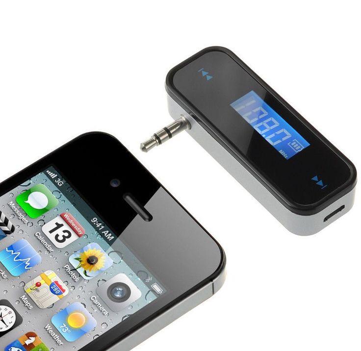 Iphone  Radio Transmitter