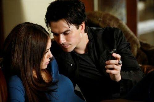 Damon and Elena Season 2