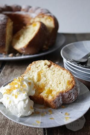 Een mango cake met kwark in plaats van boter.. toch heerlijk smeuiig en perfect om die heerlijke mango´s in te verwerken!