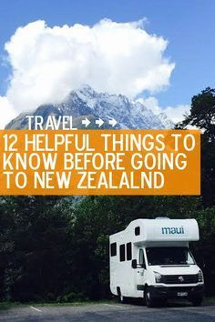 Sandflies, renting an RV & so much excellent coffee... read this before you go to New Zealand!