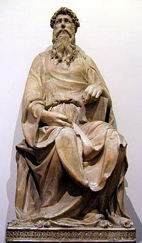San Giovanni Evangelista,Donatello,1408 - 1415, Museo dell'Opera del Duomo, Firenze