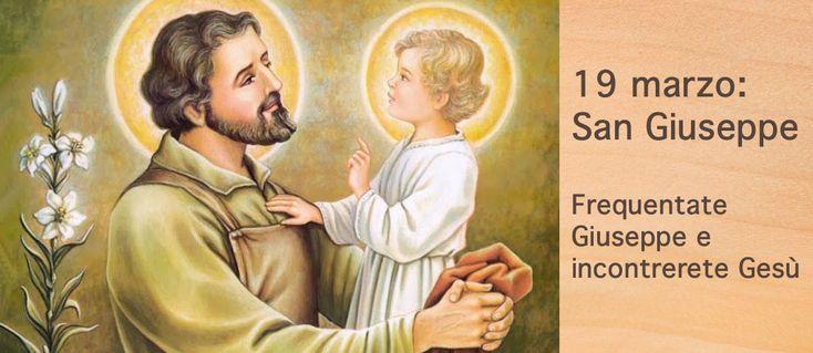 19 marzo San Giuseppe