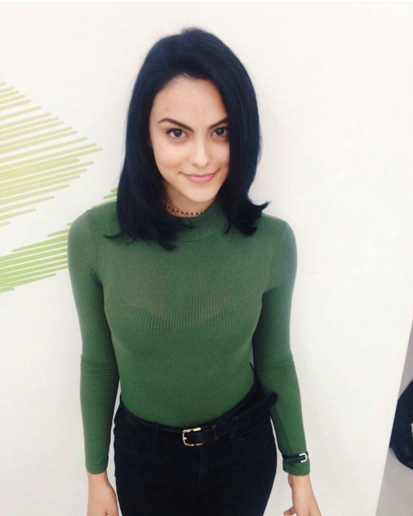 Camila Mendes On Veronica Lodge Trying To Become A Good Girl In Riverdale