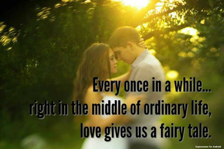 Quotes Life Is A Fairy Tale. QuotesGram