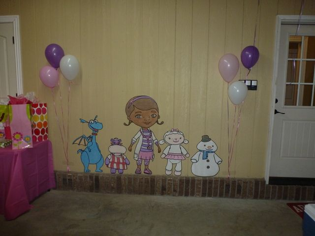 Doc McStuffins Birthday Party Ideas   Photo 1 of 13   Catch My Party