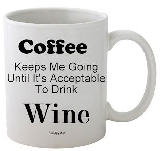 Kitchen Talk: For A Wine And Coffee Lover