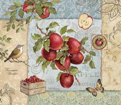 Apples (Betty Whiteaker)