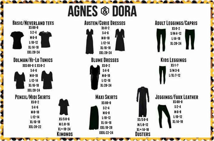 loot crate leggings size guide
