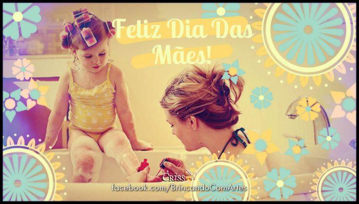 Bom dia para todas as mães, no dia das Mães       Mãe é força que tudo aguenta, que tudo suporta por amor. É sublime conforto onde se ...