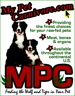 My Pet Carnivore - raw pet food supplier
