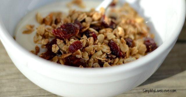 fruit and honey granola - #fruit #granola #honey - #new - #fruit #granola -