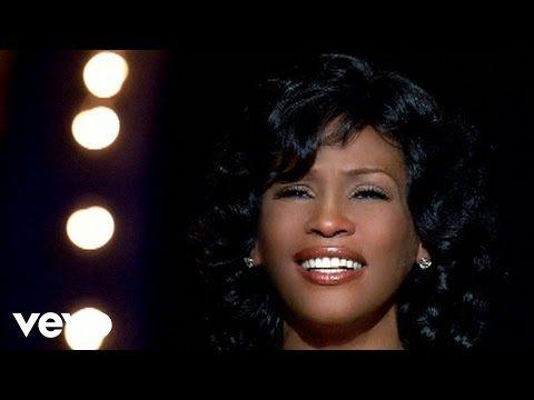 Whitney Houston - I Will Always Love You - YouTube