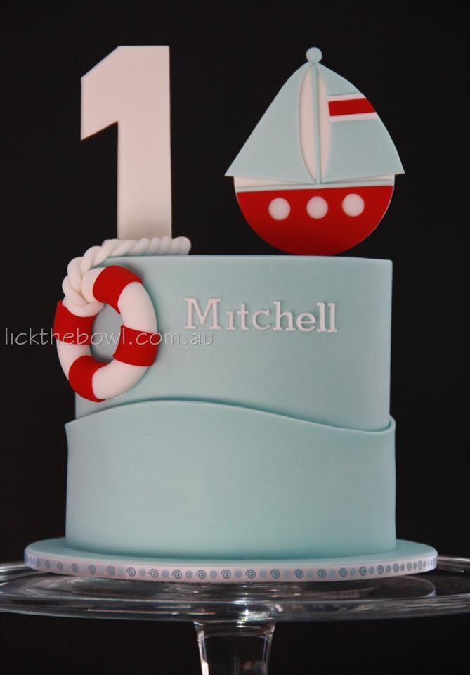 510 best Cakes SeashoreNautical images on Pinterest Beach cakes